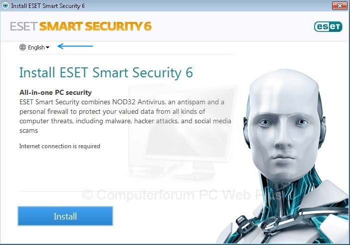 Eset smart security 5.0.95.0x86x64 live installer inc serials