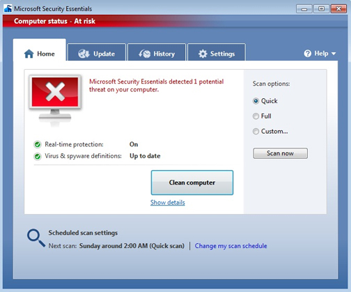malware bytes how to turn off scan notification