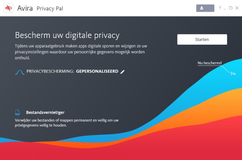Avira Privacy Pal - Bescherm uw digitale privacy