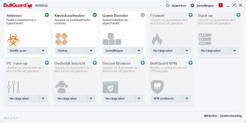 BullGuard Antivirus 2020