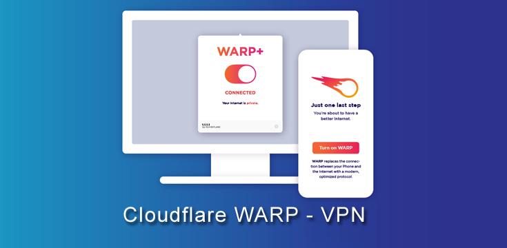 Cloudflare WARP VPN-dienst