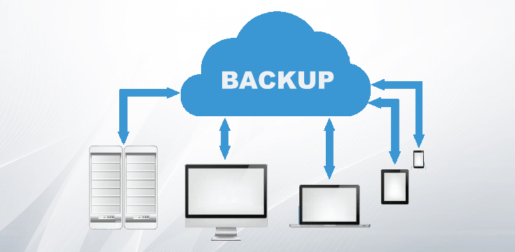 Een back-up maken in Windows 10