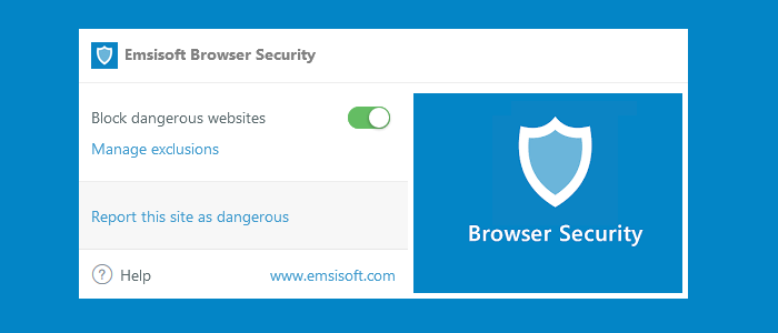 Emsisoft Browser Security