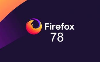 Firefox 78 krijgt Process Manager