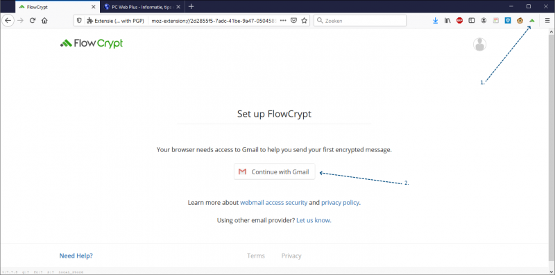 FlowCrypt Encryption for Gmail
