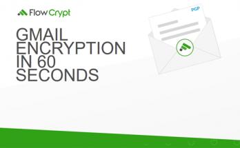 Gmail versleutelen met FlowCrypt