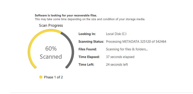 Gratis tools om verwijderde bestanden te herstellen