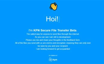 KPN Secure File Transfer