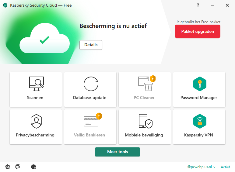 Kasperksy Security Cloud Free