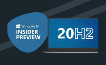 Wat is er nieuw in Windows 10 20H2