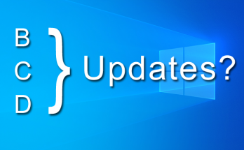 Optionele updates in Windows 10 wel of niet installeren