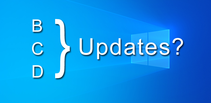 Optionele updates in Windows 10 wel of niet installeren