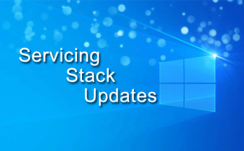 Windows 10 ontvangt Servicing Stack Updates voortaan op Patch Tuesday