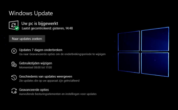 Handige tools voor Windows Update