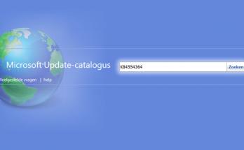 Windows 10 KB4554364 fixt internetproblemen