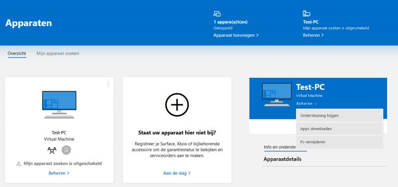 Windows 10 licentie loskoppelen van een Microsoft-Account
