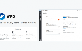 Windows Privacy Dashboard voor Windows 10