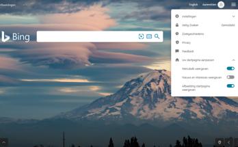 Zoekmachine aanpassen in Microsoft Edge Chromium