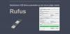 Hoe maak is een USB-stick met Rufus